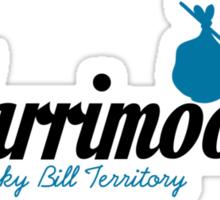 Warrimoo - Blinky Bill Territory Sticker