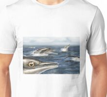 Barracudasaurus Unisex T-Shirt