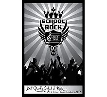 Bill Quirk School of Rock Photographic Print