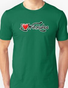 I ❤ Winmalee Unisex T-Shirt