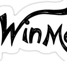 I ❤ Winmalee Sticker