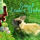 Sweet Chocolate Easter Wishes by Jane Neill-Hancock