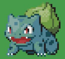 1 - Bulbasaur by ColonelNicky