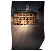 Bodleian Library Poster