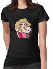 ORNACIA X LIL POUNDCAKE Womens Fitted T-Shirt