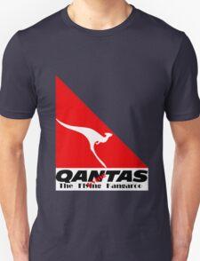 Qantas The Dying Kangaroo Unisex T-Shirt