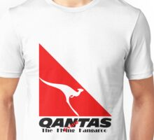 Qantas The Dying Kangaroo Unisex T-Shirt