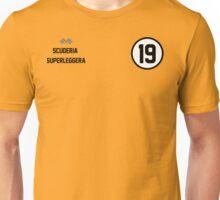 Racers Jersey - Black Unisex T-Shirt