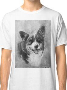 Dog Portrait Commission 2 Classic T-Shirt