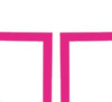 Girls' Generation - MR.MR [GG Logo] Small Sticker