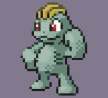 66 - Machop by ColonelNicky