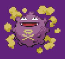 109 - Koffing by ColonelNicky