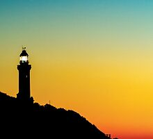 Point of Light by Neville  Prosser