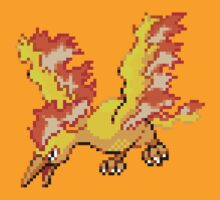 146 - Moltres by ColonelNicky