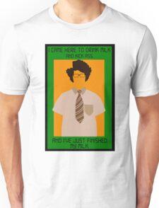 BACK AWAY, SLOWLY. Unisex T-Shirt