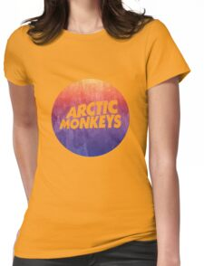 Arctic Monkeys - Gradient Womens Fitted T-Shirt