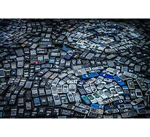 Mobile Phones Photographic Print