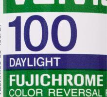 Fuji Film Canister Sticker