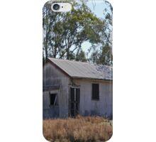 Shearers' Quarters, Callandoon, Qld, Australia (panorama) iPhone Case/Skin