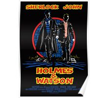 Holmes and Watson Poster Poster