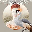 Bird of Cranes by Ruta Dumalakaite