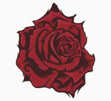 Red Rose by NVMDesigns
