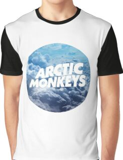 Arctic Monkeys - Clouds Graphic T-Shirt