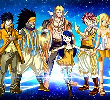 Fairy Tail Guild by 3Fux