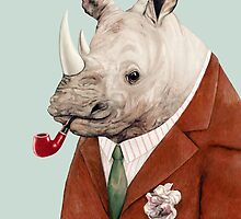 Rhino  by AnimalCrew
