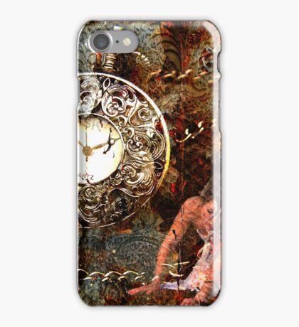 Time Slave iPhone Case/Skin