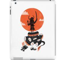 Samurai Sushi iPad Case/Skin