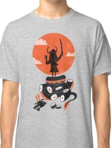 Samurai Sushi Classic T-Shirt