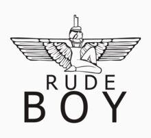 Rude boy Rihsis by Lexatchison