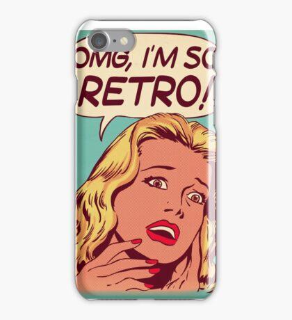 I'm so retro! iPhone Case/Skin