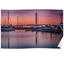 Bolte Sunset Poster