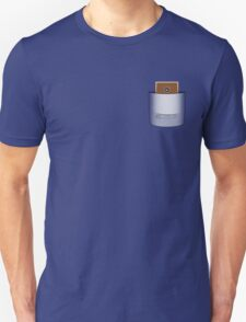 Pocket O.S. from Her (movie) Unisex T-Shirt