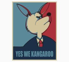 Yes we can - Yes we Kangaroo One Piece - Short Sleeve