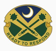 51st Military Police Battalion - Ready To Respond by VeteranGraphics