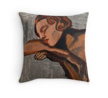 In No Small Measure Throw Pillow