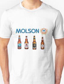 Molson Unisex T-Shirt