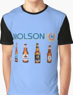 Molson Graphic T-Shirt