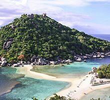 Ko Nang Yuan (Nang Yuan Island) Thailand  by thegaffphoto