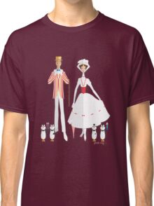 Holiday with Mary Classic T-Shirt