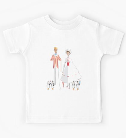 Holiday with Mary Kids Tee