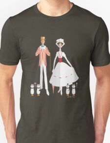 Holiday with Mary T-Shirt