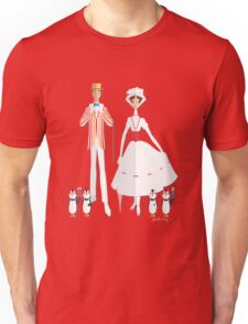 Holiday with Mary Unisex T-Shirt