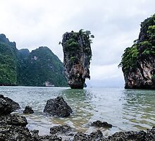 Ko Tapu (James Bond Island) by thegaffphoto