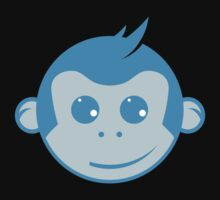 Blue Monkey by Hunter Fitch