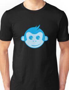 Blue Monkey Unisex T-Shirt