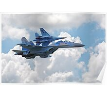 Flankers Poster